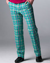 burberry plaid pants