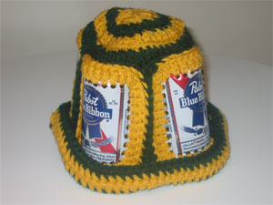 Packers Pabst Hat