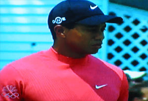 Woods Badly Dressed